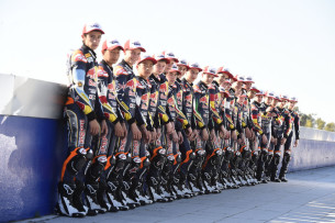 Red Bull Rookies, Red Bull Rookies MotoGP Cup Jerez Test 2015