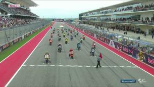 Гонка Moto2 Гран-При Америк 2015 (ENG, HD)
