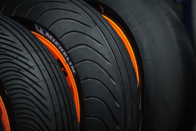 Michelin для MotoGP (2016)