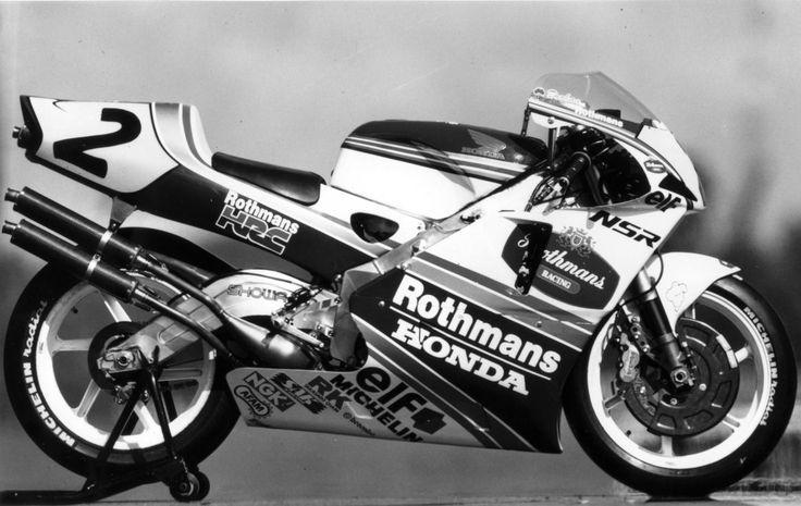 Honda NSR500 (1992)