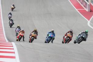 MotoGP Гран-При Америк 2015