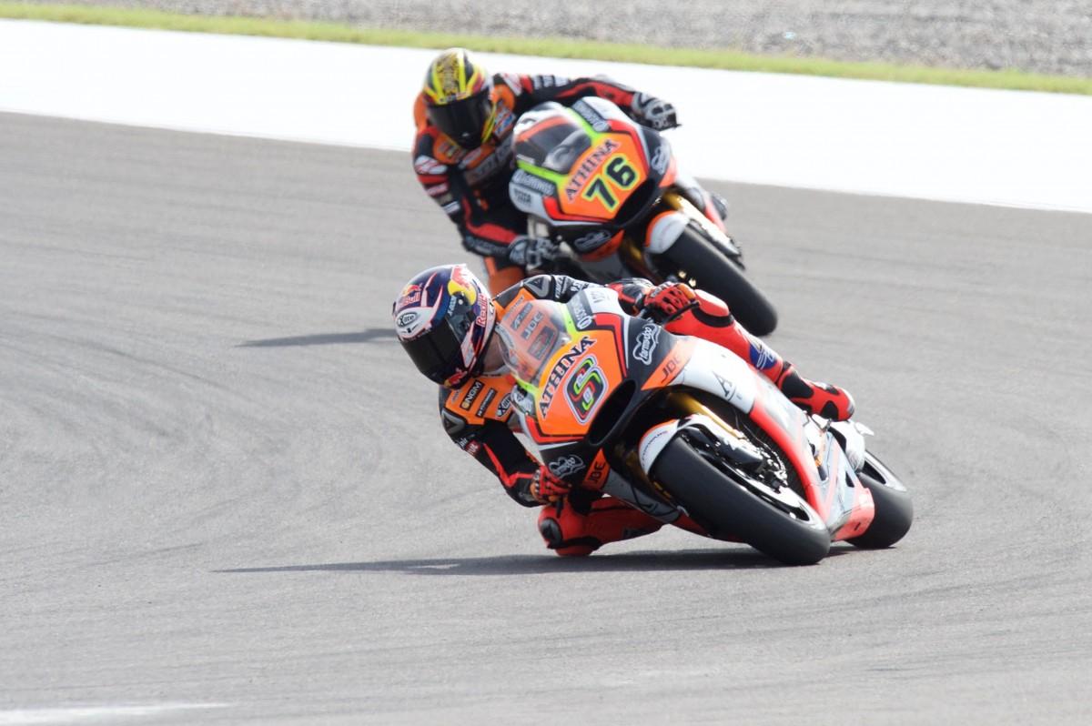 Штефан Брадль и Лорис Баз, Forward Racing