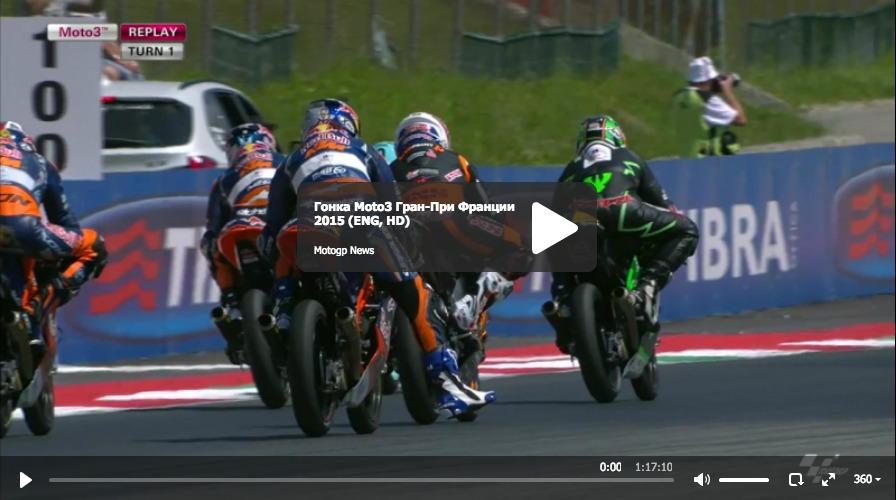 Видеозаписи Motogp News   556 видеозаписей
