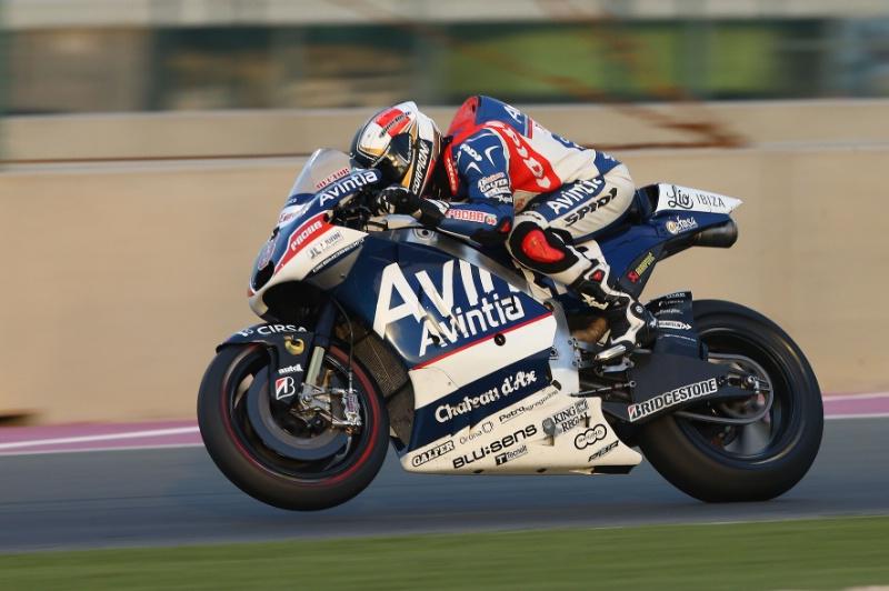 Эктор Барбера установил новый рекорд максимальной скорости в MotoGP