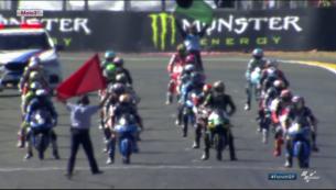 Гонка Moto3 Гран-При Франции 2015 (ENG, HD)