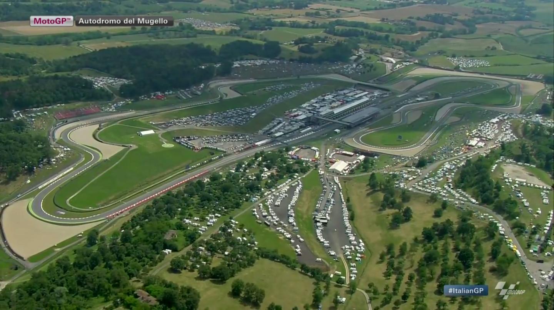 Квалификация MotoGP Гран-При Италии 2015 (ENG, HD)