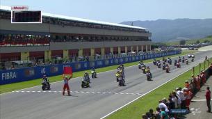 Гонка Moto2 Гран-При Италии 2015 (ENG, HD)