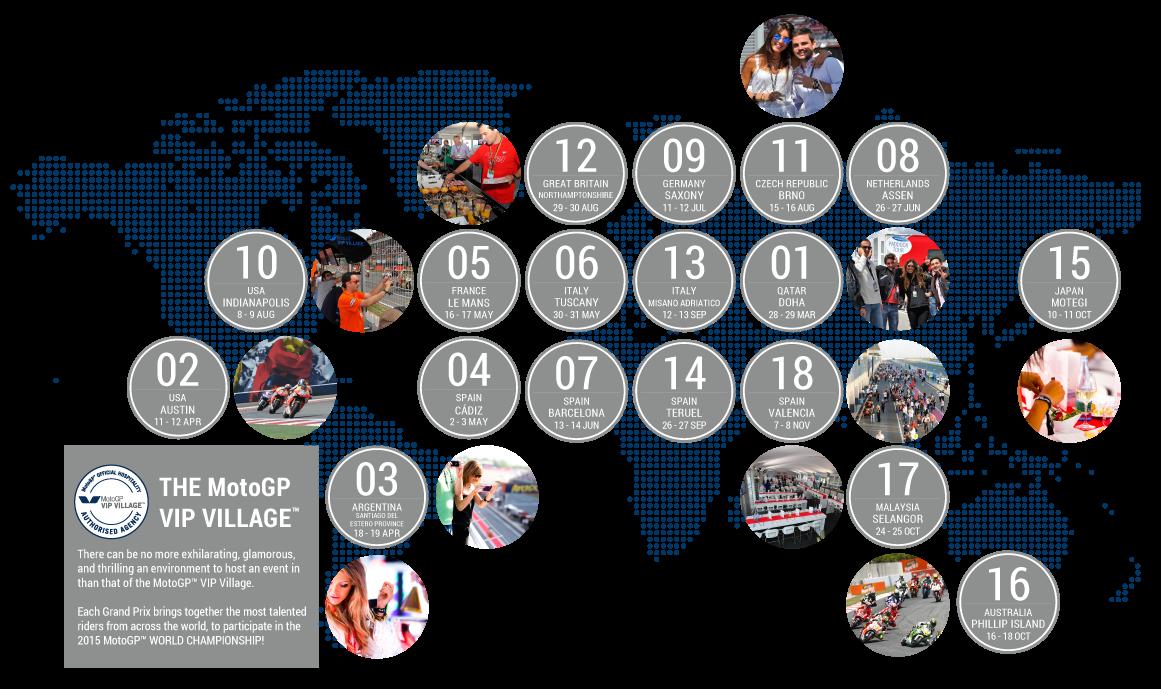 Календарь MotoGP (2015)
