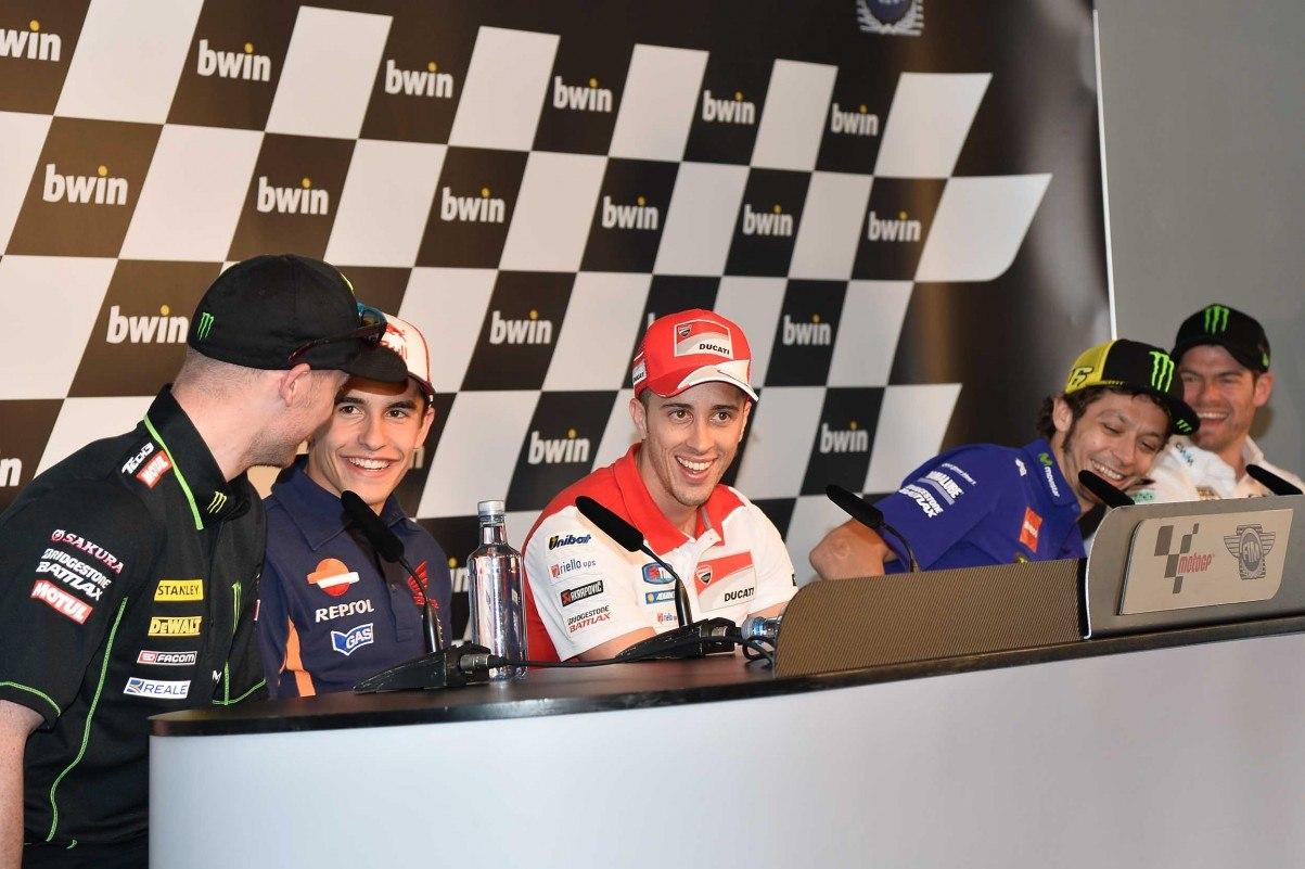 MotoGP, Херес-2015