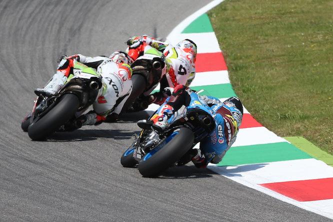 Скотт Реддинг и Ducati (Муджелло, 2015)