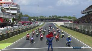 Гонка MotoGP Гран-При Каталонии 2015 (ENG, HD)