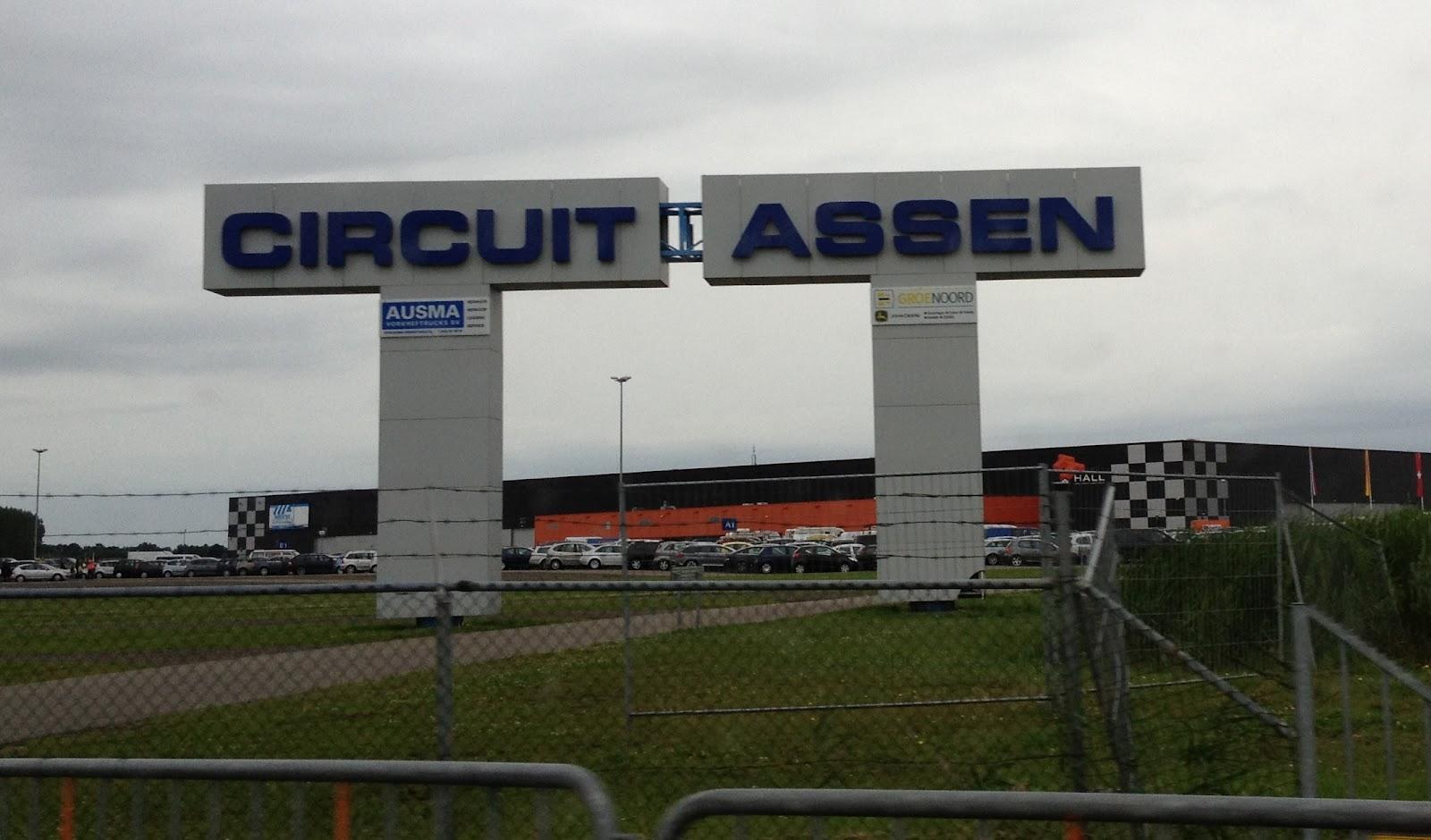 Трасса TT Assen
