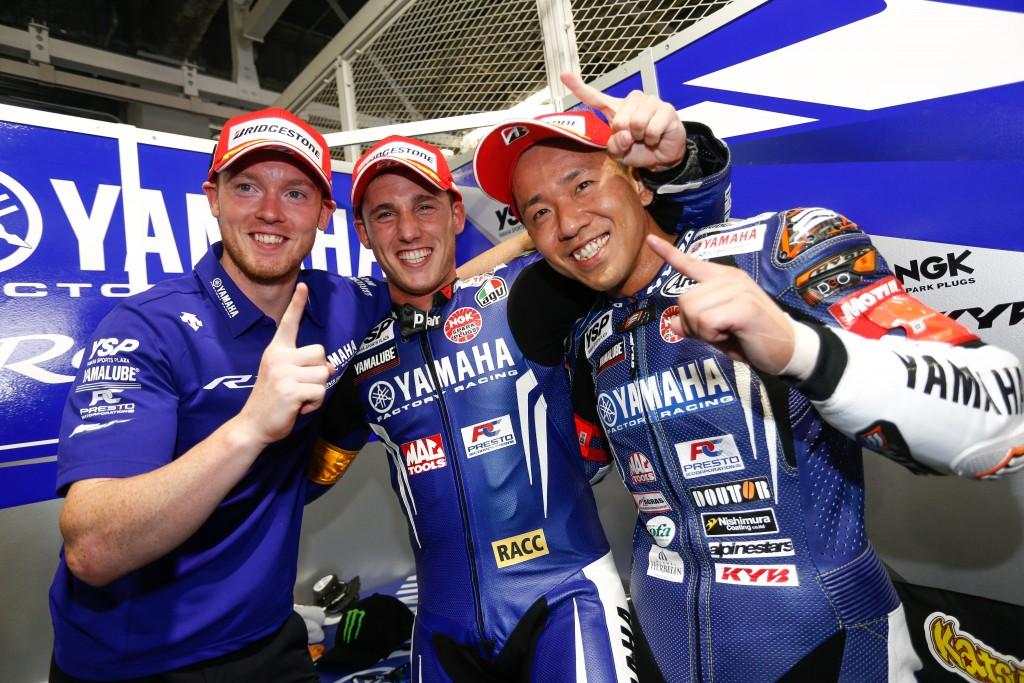 Yamaha выиграла гонку Suzuka 8-Hours 2015