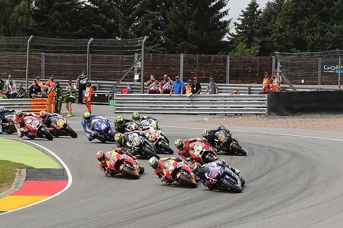Гонка MotoGP Гран-При Германии 2015