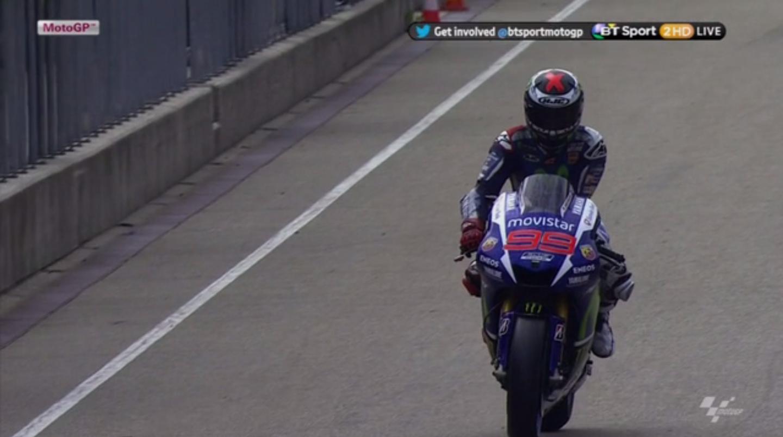 Квалификация MotoGP Гран-При Германии 2015 (ENG)