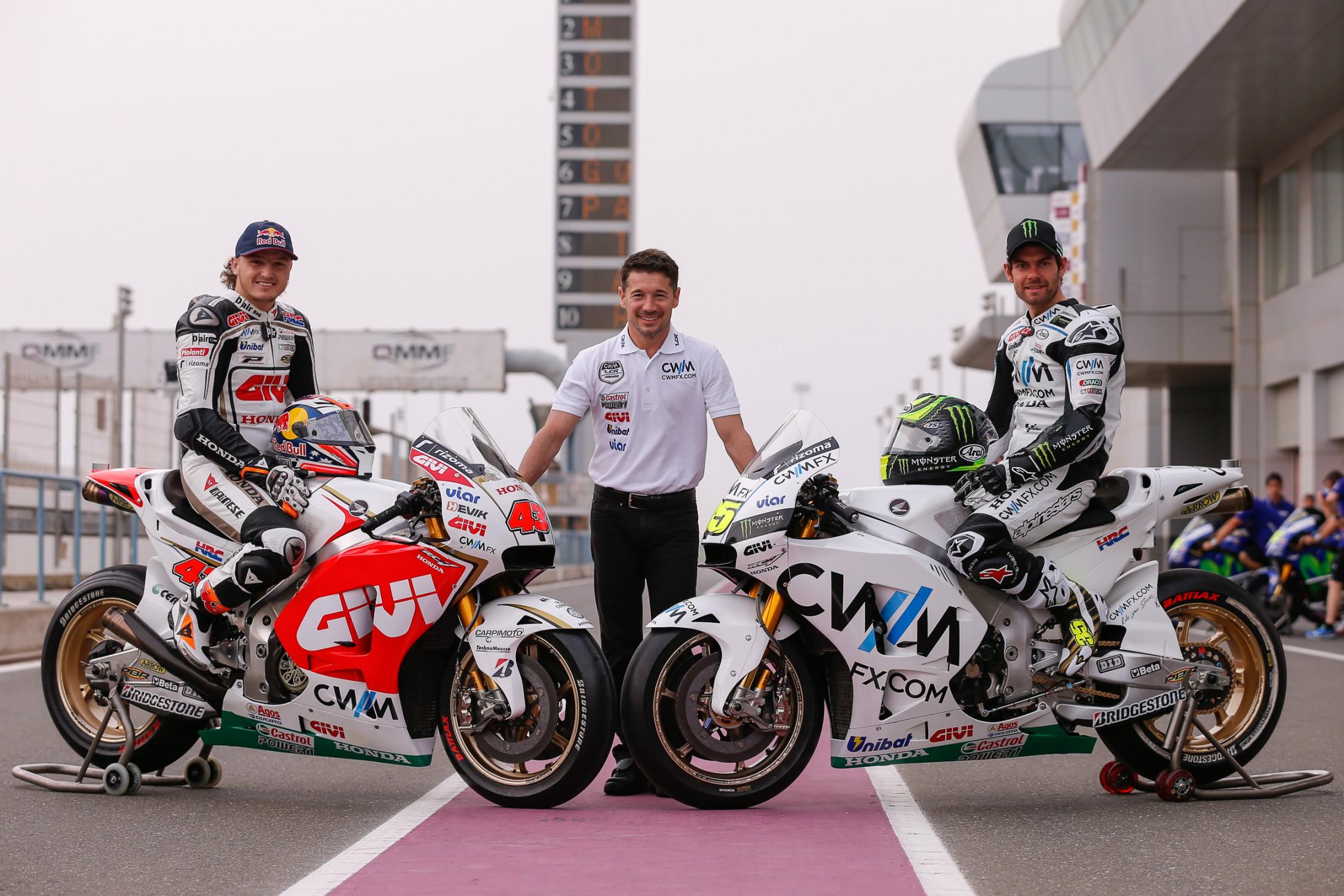 CWM LCR Honda