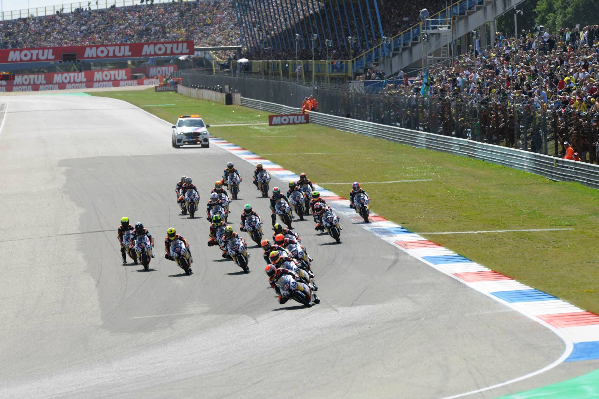 Red Bull Rockies MotoGP Cup