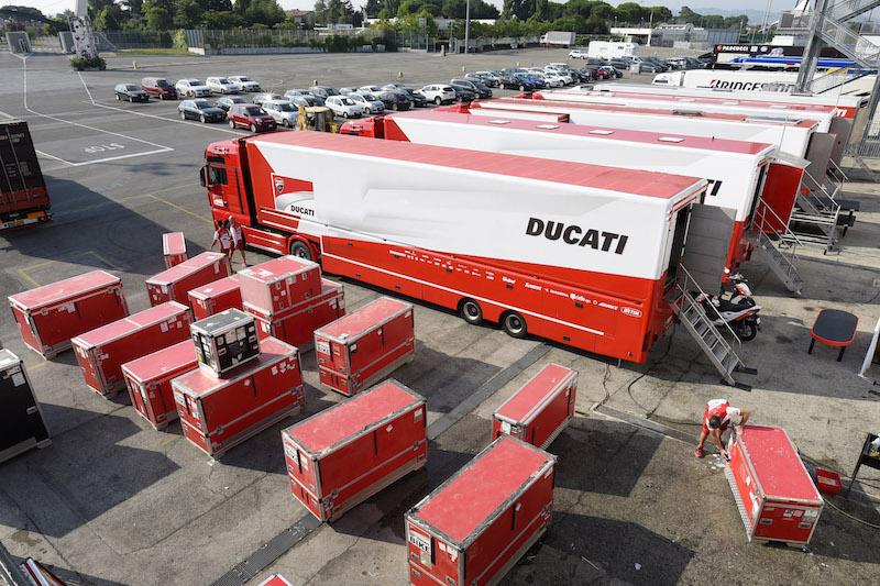 Ducati грузовики