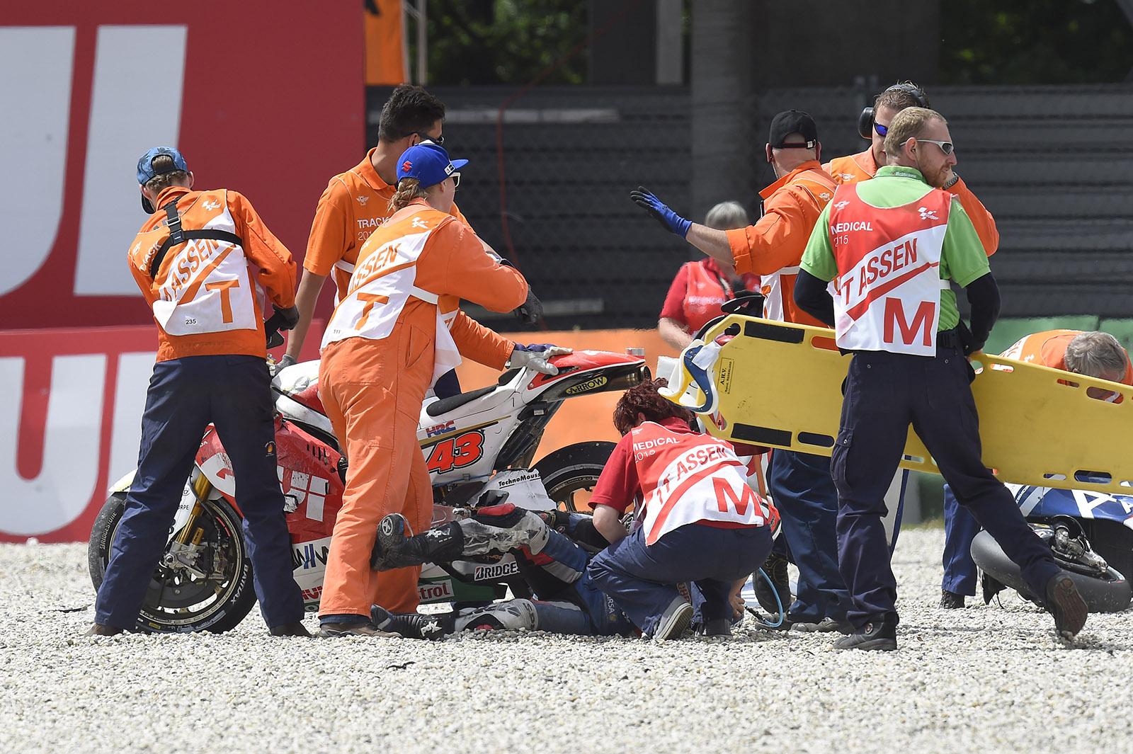 Инцидент Миллер-Барбера (Ассен, 2015)