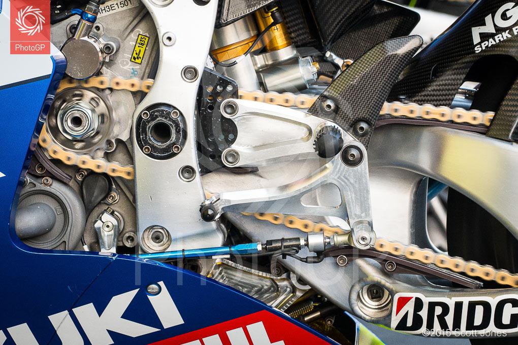 Маркировка двигателя Suzuki GSX-RR (S. Jones)