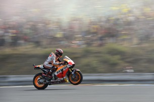 Марк Маркес, Гран-При Чехии, MotoGP 2015