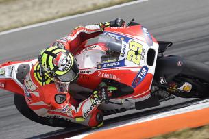 Андреа Ианноне, Гран-При Чехии, MotoGP 2015