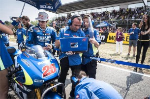 Маверик Виньялес, Гран-При Чехии, MotoGP 2015