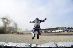 Хорхе Лоренцо. Гран-При Чехии, MotoGP 2015