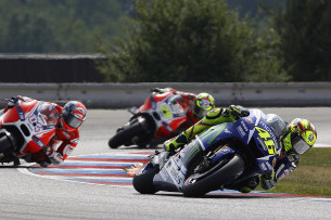 Валентино Росси, Гран-При Чехии, MotoGP 2015