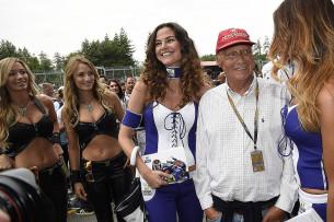 Ники Лауда, Гран-При Чехии, MotoGP 2015