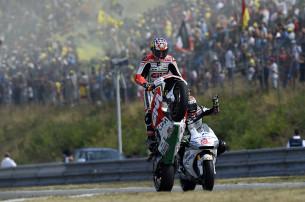 Джек Миллер, Гран-При Чехии, MotoGP 2015