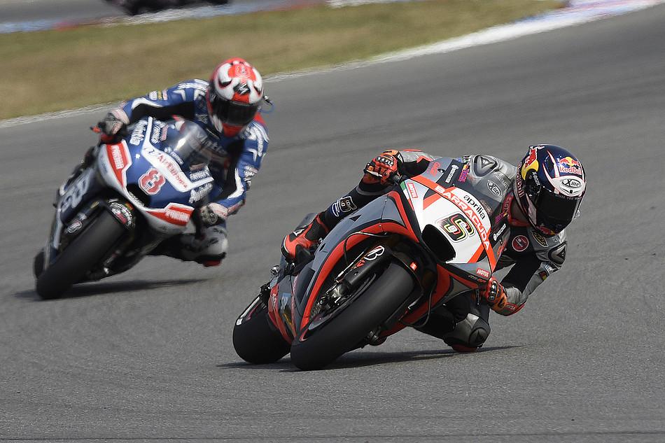 Штефан Брадль и Эктор Барбера, Гран-При Чехии, MotoGP 2015