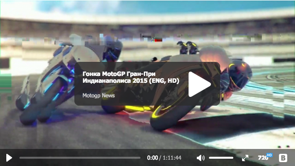 Гонка MotoGP Гран-При Индианаполиса 2015 (ENG, HD)