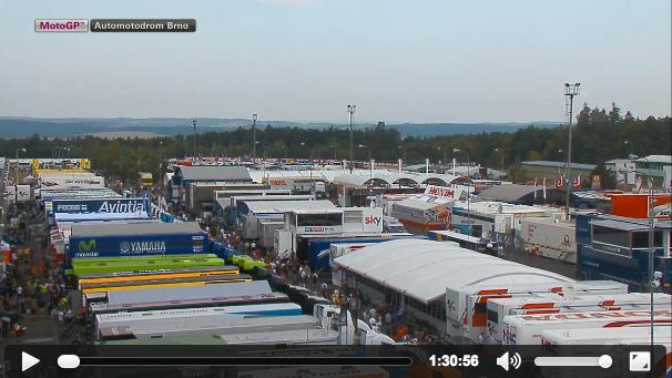 Гонка Moto3 Гран-При Чехии 2015 (ENG, HD)