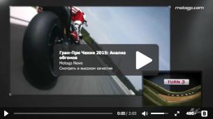 Гран-При Чехии 2015: Анализ падений