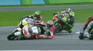 Инцидент между Миллером и Кратчлоу рассмотрят после гонки