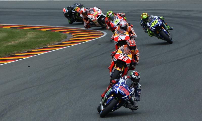 MotoGP 2014 v 2015: Сравнение первой половины сезона