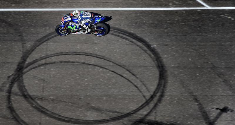 Хорхе Лоренсо, Гран-При Индианаполиса 2015