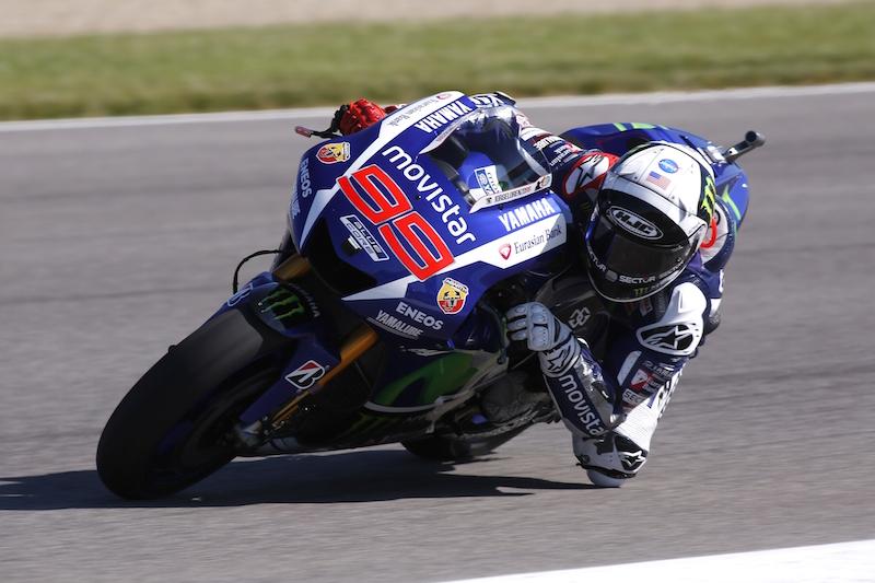 Хорхе Лоренцо, Гран-При Индианаполиса 2015