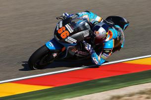 Гонка Moto2 Гран-При Арагона 2015 0708904