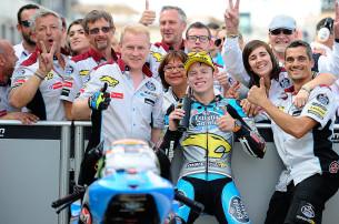 Гонка Moto2 Гран-При Арагона 2015 0709049