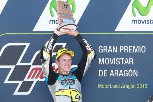 Гонка Moto2 Гран-При Арагона 2015 0709445