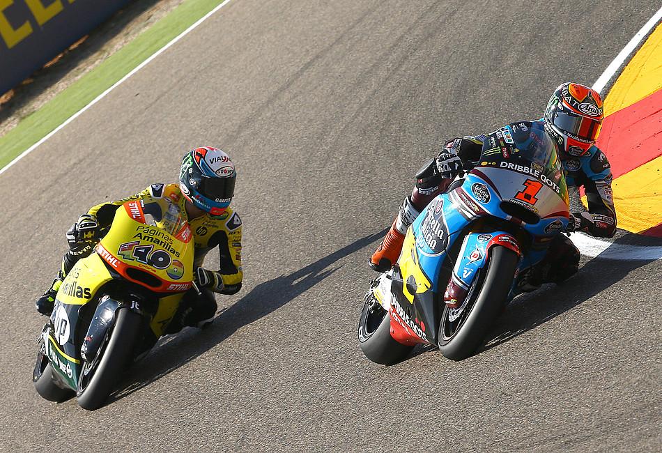 Гонка Moto2 Гран-При Арагона 2015 0709446