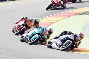 Гонка Moto2 Гран-При Арагона 2015 0709487