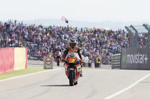 Гонка Moto2 Гран-При Арагона 2015 0709489