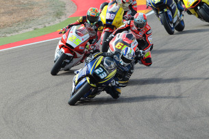 Гонка Moto2 Гран-При Арагона 2015 0709656