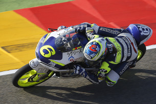 Гонка Moto3 Гран-При Арагона 2015 0708379