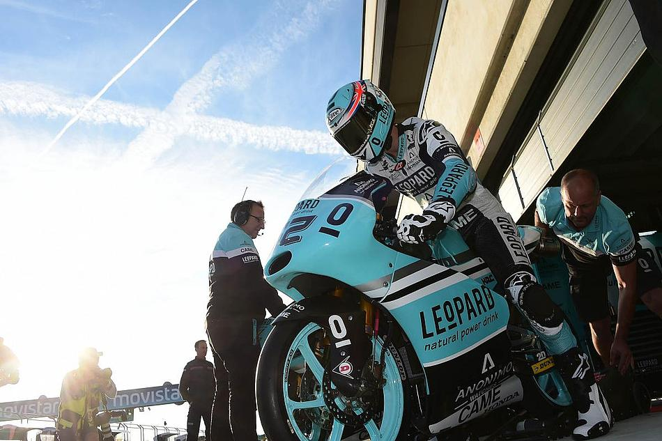 Гонка Moto3 Гран-При Арагона 2015 0708381