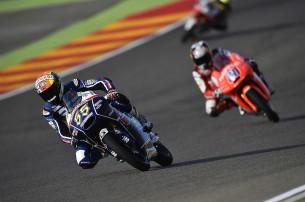Гонка Moto3 Гран-При Арагона 2015 0708384