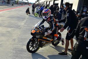 Гонка Moto3 Гран-При Арагона 2015 0708390